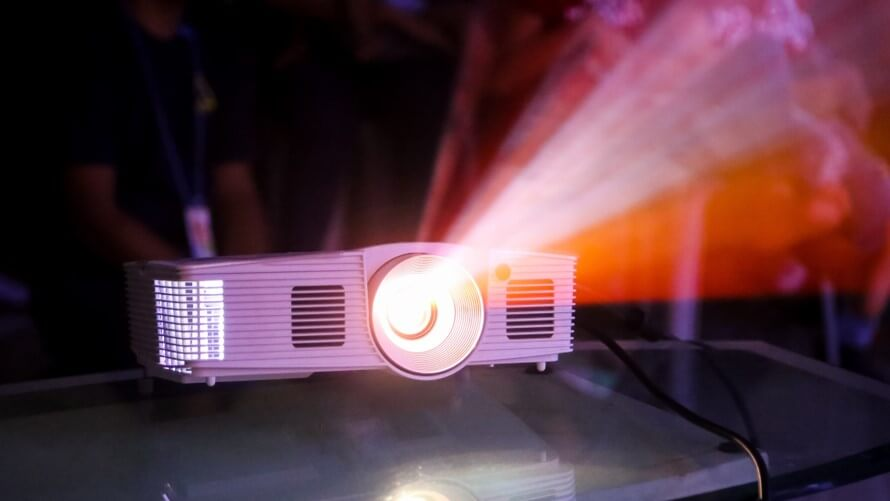 How_to_set_up_a_projector_ascottonline